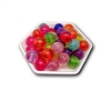 Tinsel Bead 20MM Beads (Pack of 3)