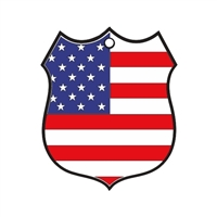 Police Badge 3""