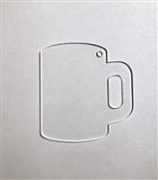 Mug  (Coffee or Beer) 3""