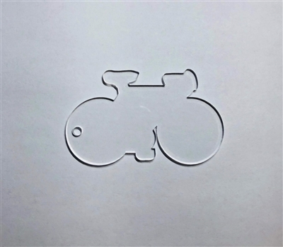 Bicycle 3""