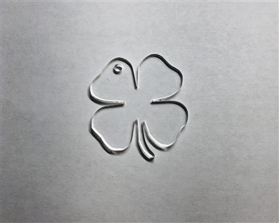 MINI Four Leaf Clover 1.5""