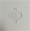MINI Arabesque Tile 2""