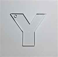 Letter Y Bold 2.35""
