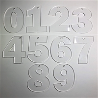 Number Pack Bold 0-9