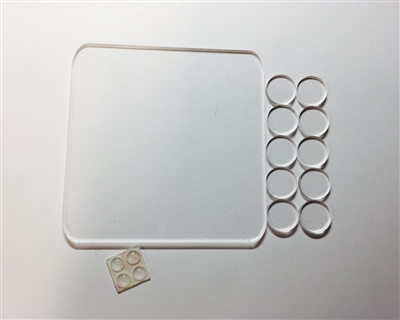 Tic Tac Toe Board with Pieces