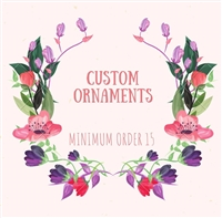 Special Request Custom Ornament With File