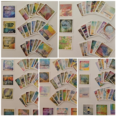 Tuckers Affirmation Card Collection (All 5 sets, 130 cards total): Save 15%!