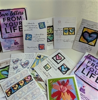 """Love Letters From Your Life"" Book and Card Bundle: Save 25%!"
