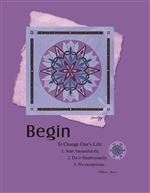 Begin Greeting Card