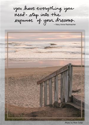 Your Dreams Greeting Card