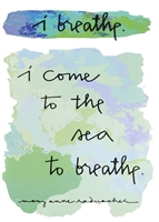 I Breathe Greeting Card