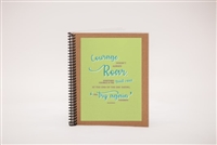 Courage Doesn't Always Roar Journal WM Collection