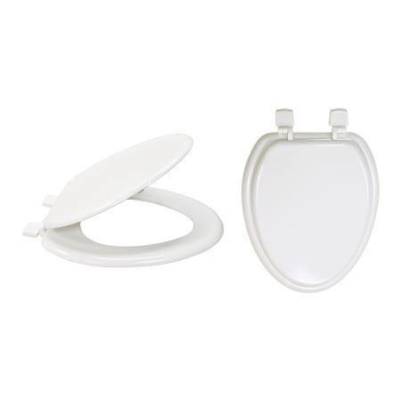 Excellent White Elongated Wood Toilet Seat Machost Co Dining Chair Design Ideas Machostcouk