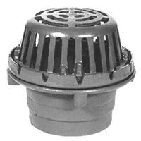 Zurn Z125 8 3 8 Quot Cast Iron Roof Drain