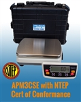 NTEP Certified Portable Wrestling Scale - Tournament Kit