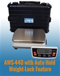Auto-Hold Portable Wrestling Scale - Tournament Kit