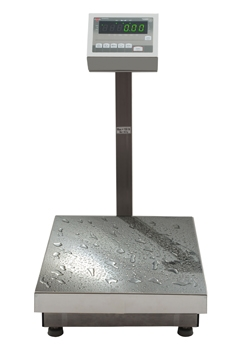 BAH15W Water-Safe Industrial Bench Scale
