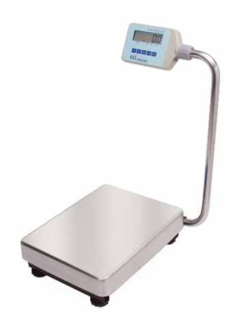CCi-220/220 Laundromat Bench Scale with Adjustable Tower & Indicator from SummitMeasurement.net