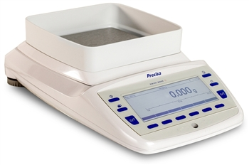 Precisa EP-M Series High Capacity Milligram Balance | SummitMeasurement.net