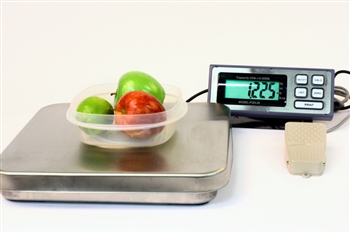 PIZA 25 Digital Pizza Making and Portion Control Scale from SummitMeasurement.net