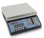 Setra Super Count High Resolution Counting Scale from Summit Measurement