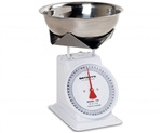 Detecto Top Loading Dial Scales - With Bowl