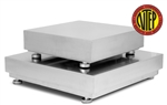 TitanB 600-24 Washdown Stainless Steel NTEP Base from Summit Measurement