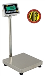 Titan H 100-16 NTEP Industrial Bench Scale from SummitMeasurement.net