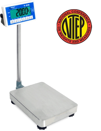 TitanN B Industrial Bench Scale from Summit Measurement