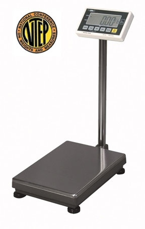 UWE UFM-B60 NTEP Laundry Bench Scale