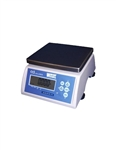 CCI WAVE-6 IP65 Washdown Scale 12 x 0.005 lb