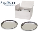 Disposable Aluminum Sample Pans for Moisture Analysis