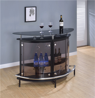 Ultra Contemporary Design Bar Unit