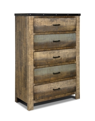 Rustic Style Chest