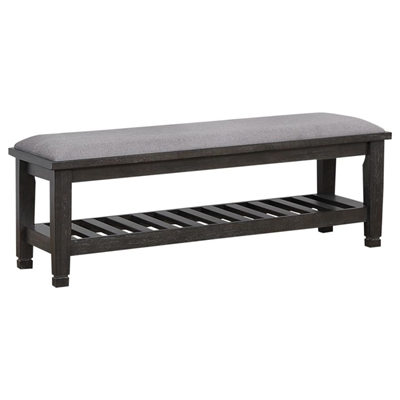 Franco Traditional Style Bench - Coaster 205737