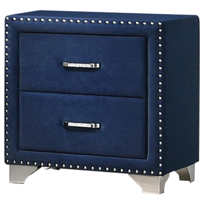 Melody Contemporary Nightstand - Coaster 223372