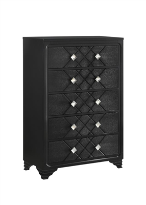 Penelope Contemporary Glam Chest - Coaster 223575