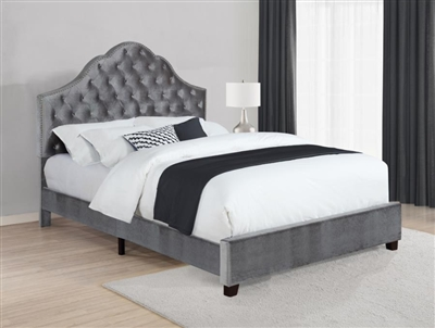 Abbeville Upholstered Queen Bed - Coaster 315891Q
