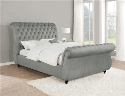 Chelles Upholstered Queen Bed - Coaster 315921Q