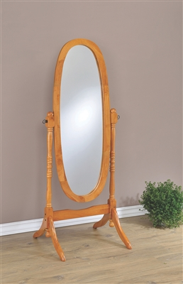 Classic Oval Cheval Mirror