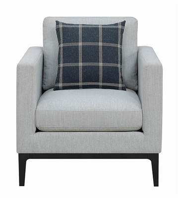 Asherton Modern Gray Chair by Scott Living