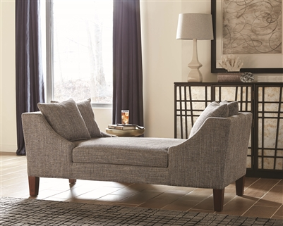 Transitional style upholstered bench with nailhead accents by coaster 500004