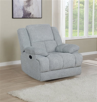 Waterbury Motion Recliner in Gray