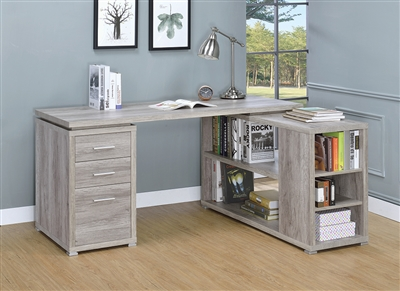 Contemporary L-Shape Office Desk