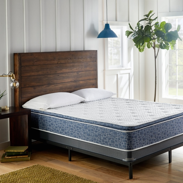 "American Bedding 8"" Firm Mattress"