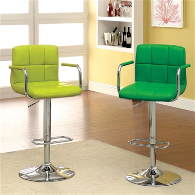 Adjustable Bar Stool by Furniture of America CM-BR6917