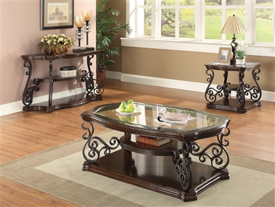 Accent Table Group by Coaster 702448