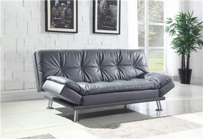 Ada Adjustable Sofa Bed with Pillow Top Seating