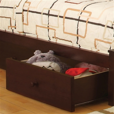 Omus Underbed 3-Drawer Storage - Available in 5 Finishes