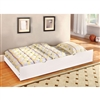Twin Size Underbed Trundle Available in 5 Colors